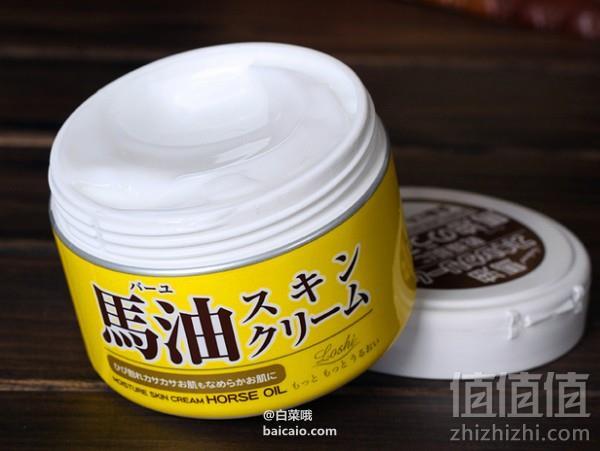 LOSHI 北海道马油 新版保湿补水万能霜 220g ¥19.9+¥3.08税费