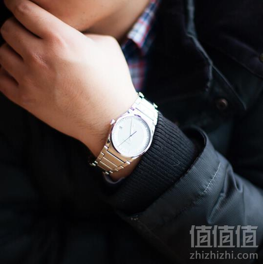 Calvin Klein Step系列 K6K31146 男士腕表 史低(需用码)到手395元