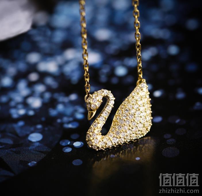 Swarovski 施华洛世奇 Swan天鹅系列 吊坠项链 5063921349元包邮包税