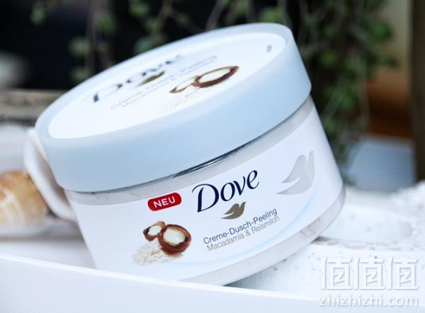 Dove 多芬 坚果米浆冰淇淋身体磨砂膏 225ml*4件 Prime会员凑单免费直邮含税到手152.47元