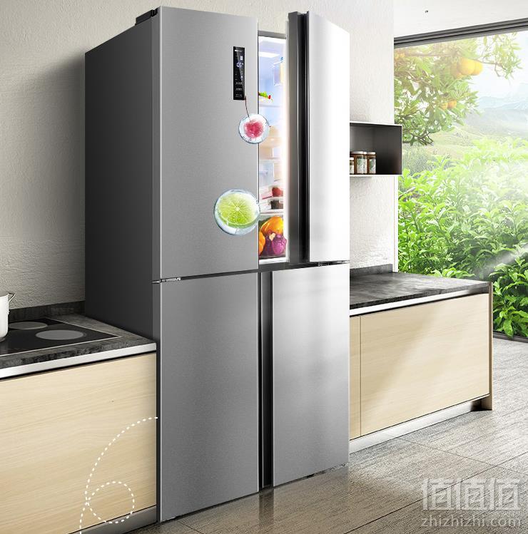 Hisense 海信 420升十字对开门变频冰箱BCD-420WMK1DPUJ新低2769元包邮(双重优惠)