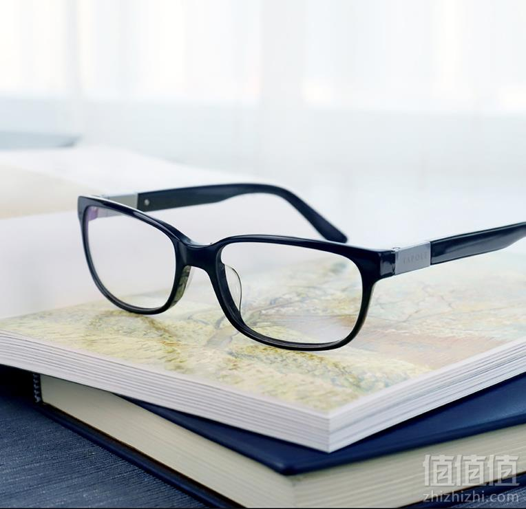 TAPOLE Bookman 全框板材眼镜框架 *3件 397.9元包邮133元/件(双重优惠)