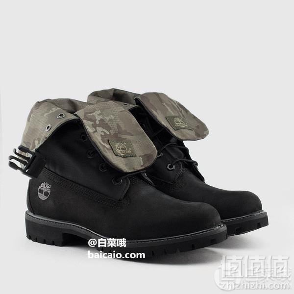 <span>多尺码,浅库存!</span>Timberland 添柏岚 Premium Gaiter 男士6英寸靴 Prime会员免费直邮含税到手469元(需用码)
