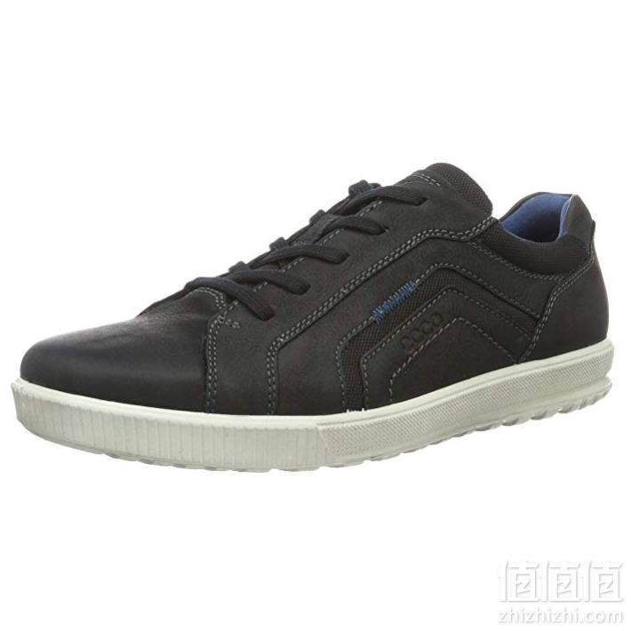 UK9码,ECCO 爱步 Ennio 恩尼奥系列 男士真皮休闲鞋 Prime会员免费直邮含税到手537.03元