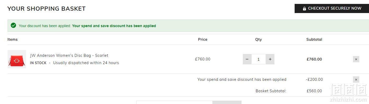 JW Anderson Disc 女士单肩圆环鼻钉包 3色 £560免费直邮到手4885元