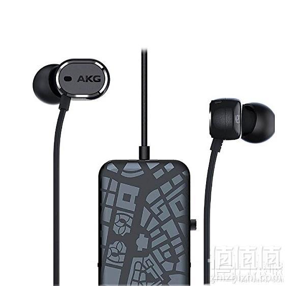 AKG 爱科技 N20NC 入耳式降噪耳机新低669元包邮包税(需领码)