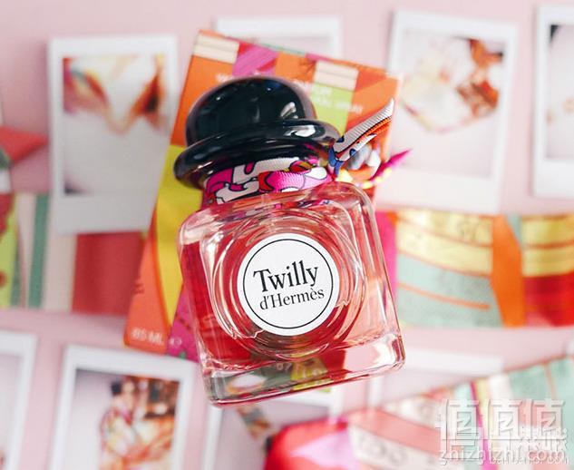 Hermès 爱马仕 Twilly 丝巾香水 50ml380元含税包邮(双重优惠)