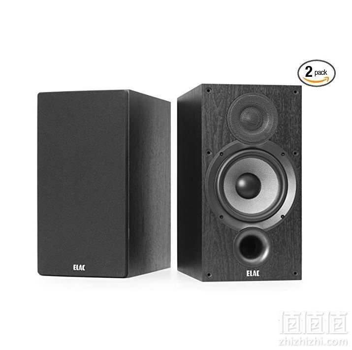 ELAC 意力 Debut 2.0 B6.2 书架音箱 一对1621.15元