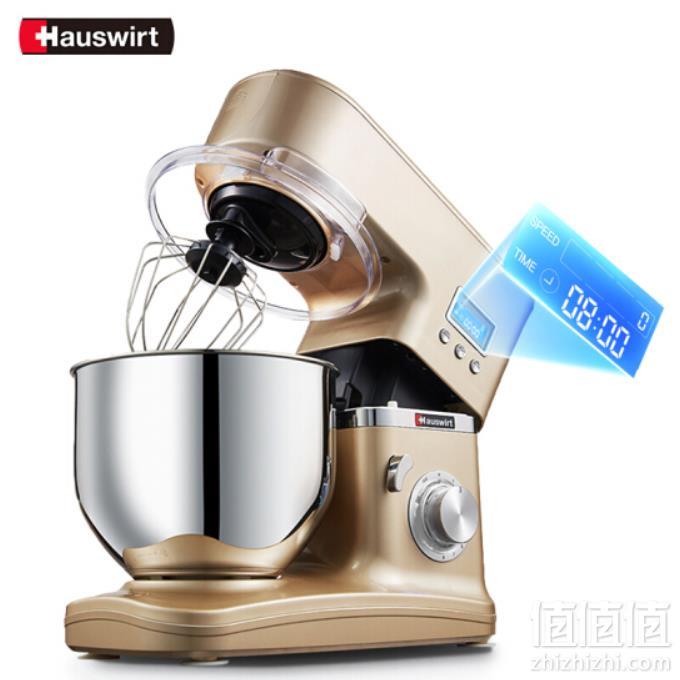 Hauswirt 海氏 HM740 多功能厨师机新低478元包邮(需领券)
