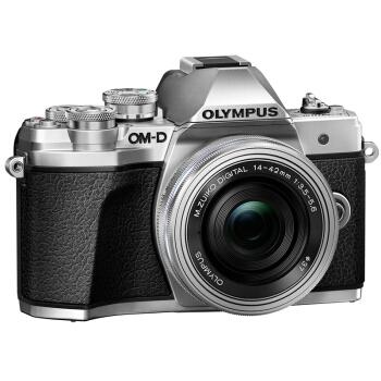 OLYMPUS 奥林巴斯 E-M10 MarkIII 微单相机 双镜头套机(14-42mm+40-150mm) 图1