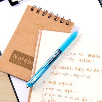 Paper Mate 缤乐美 P1 意趣速干中性笔 0.5mm 天蓝色 单支装 *3件 图5