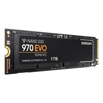 21日8点: SAMSUNG 三星 970 EVO NVMe M.2 固态硬盘 1TB 图4