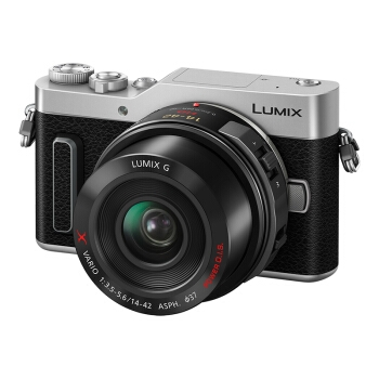 25日0点: Panasonic 松下 GF10 微型单电套机(14-42mm电动镜头) 图3