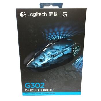 25日0点: Logitech 罗技 G302 电竞游戏鼠标 图5