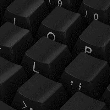 AKKO Ducky Zero 3108 PBT 机械键盘 (Cherry红轴、黑色) 图5