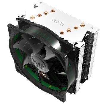 PLUS会员: PCCOOLER 超频三 东海 X4 多平台CPU散热器 图3