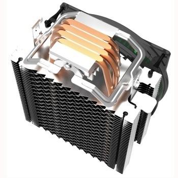 PLUS会员: PCCOOLER 超频三 东海 X4 多平台CPU散热器 图2