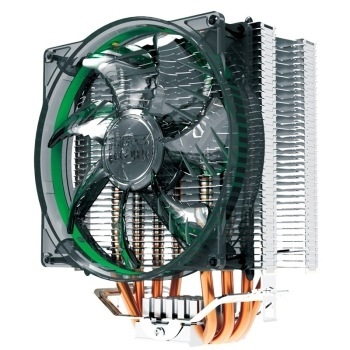 PLUS会员: PCCOOLER 超频三 东海 X4 多平台CPU散热器 图5