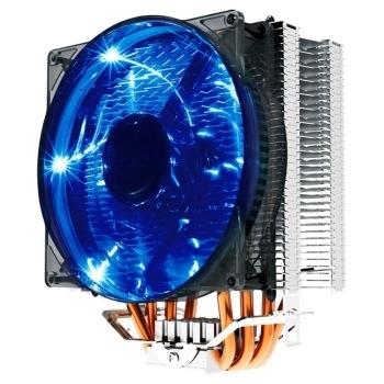 PLUS会员: PCCOOLER 超频三 东海 X4 多平台CPU散热器 图1