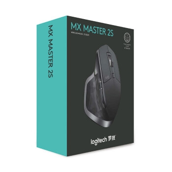 Logitech 罗技 MX Master 2S 无线鼠标 儒雅黑 图5