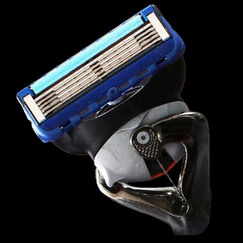 PLUS会员: Gillette 吉列 锋隐致顺 剃须刀套装(1刀架+1刀头) 图3
