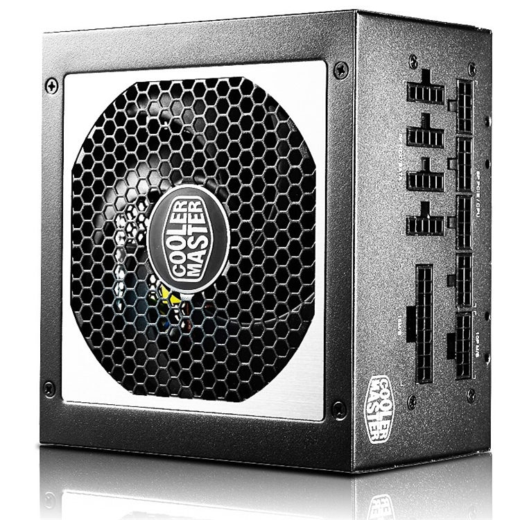 COOLERMASTER 酷冷至尊 V550 额定550W 电源(80PLUS金牌、全模组) 图4