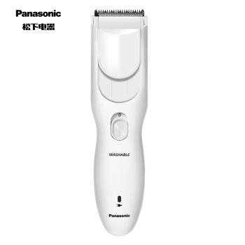 Panasonic 松下 ER-PGF40 家庭理发器 白色 4种理发配件 图1