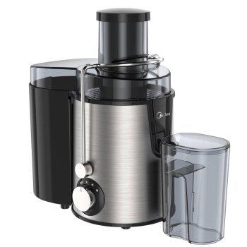 Midea 美的 WJE2802D 榨汁机 黑色 图2