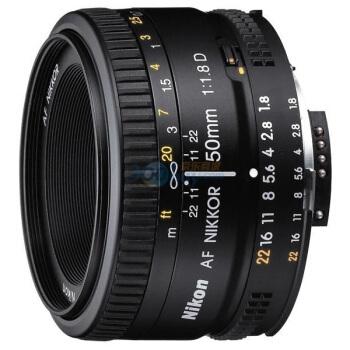 Nikon 尼康 AF NIKKOR 50mm f/1.8D 标准定焦镜头 图4