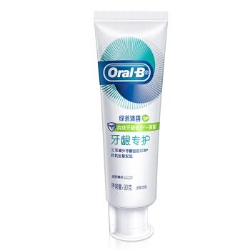 Oral-B 欧乐-B 排浊泡泡牙膏 JOY定制套装 90g*6支 图3