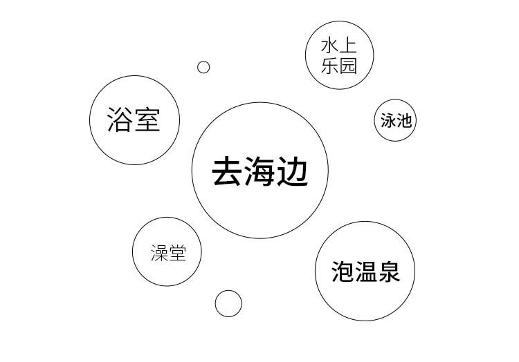 AOKEE 日系大浴巾 极有家认证店铺 60*120cm 图5