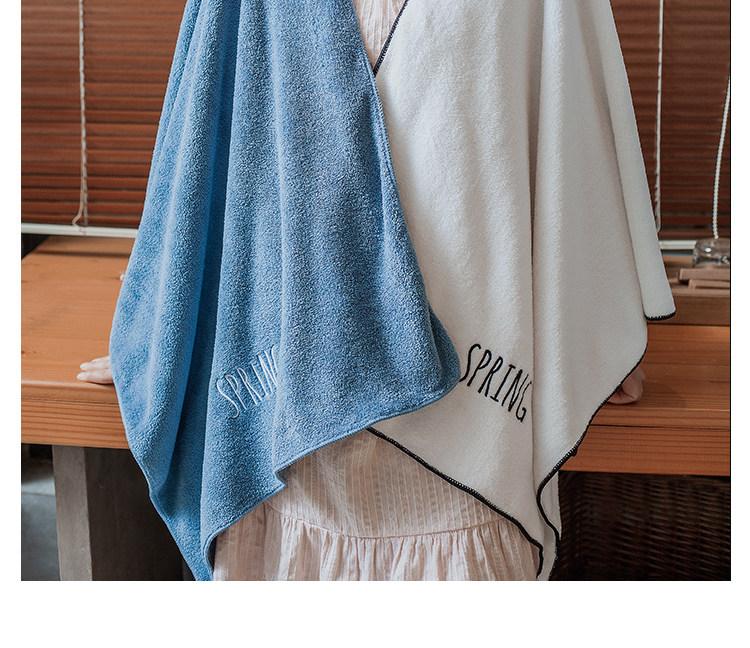 AOKEE 日系大浴巾 极有家认证店铺 60*120cm 图7