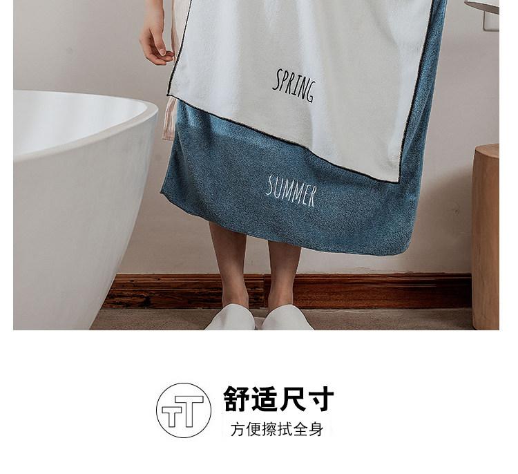 AOKEE 日系大浴巾 极有家认证店铺 60*120cm 图2