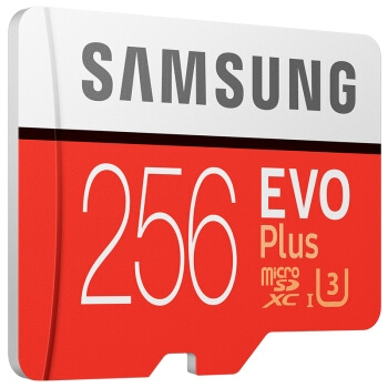 SAMSUNG 三星 EVO Plus MicroSD存储卡 256GB 图3