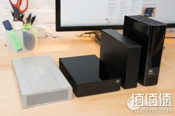 SEAGATE 希捷 Expansion 3.5英寸 8TB USB3.0 桌面式移动硬盘