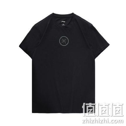 李宁 短袖T恤 男韦德系列