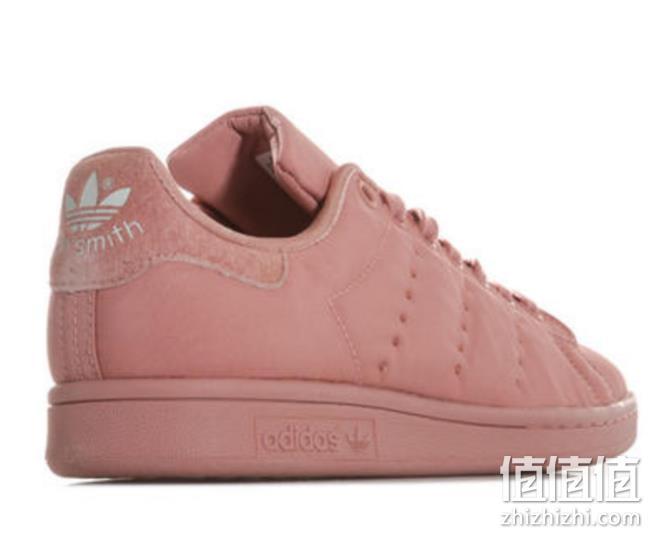 Adidas Stan Smith系列 女款休闲板鞋 35.52英镑约¥313 值值值-买手聚集的地方