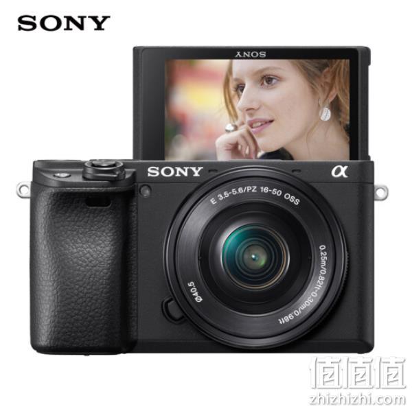 Vlog神器,Sony 索尼 ILCE-A6400L 微单套机 6499元(天猫7499元) 值值值-买手聚集的地方