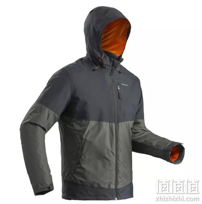 DECATHLON 迪卡侬 QUECHUA SH500 男士防雪夹克 199.9元包邮 值值值-买手聚集的地方