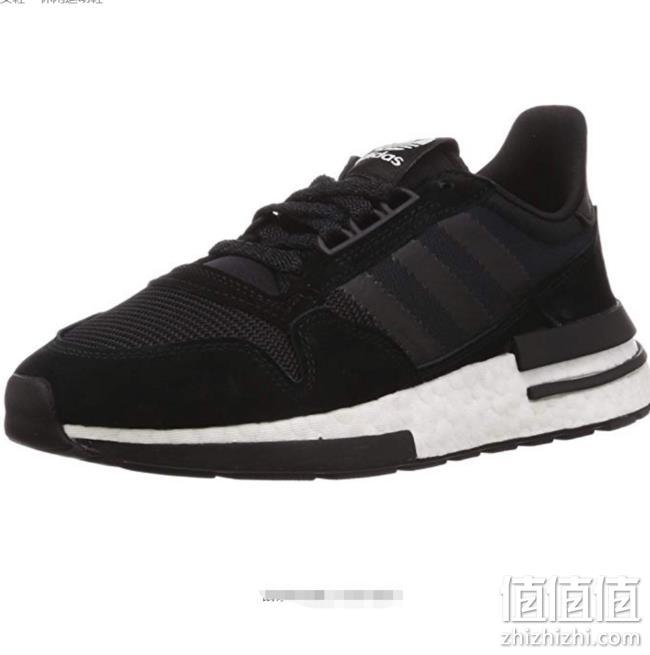 adidas阿迪达斯 Originals  三叶草 ZX500 RM Boost 黑武士运动鞋 prime到手约372.8元 值值值-买手聚集的地方
