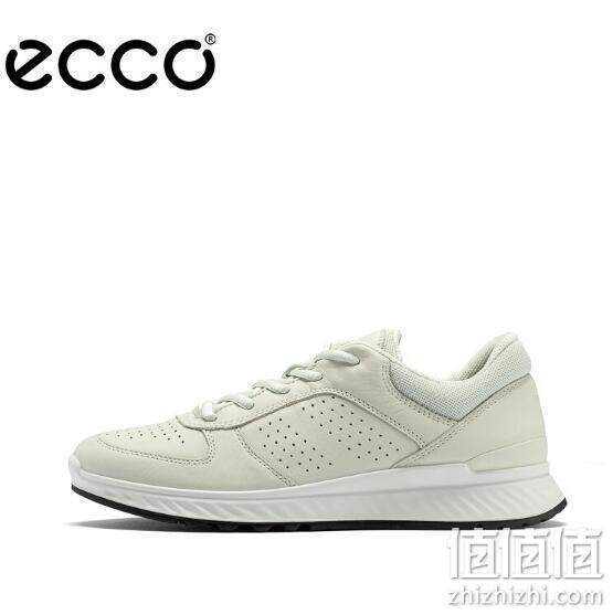 亚马逊销量第1 ECCO 爱步 Exostride 女士系带运动鞋 508.13元包邮(京东旗舰店1799元) 值值值-买手聚集的地方