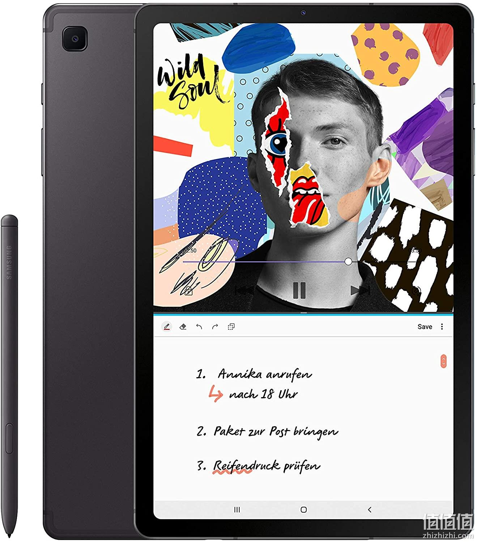SAMSUNG 三星 Galaxy Tab S6 Lite 10.4英寸平板电脑 4GB 64GB WiFi版 Prime直邮到手1775元 值值值-买手聚集的地方