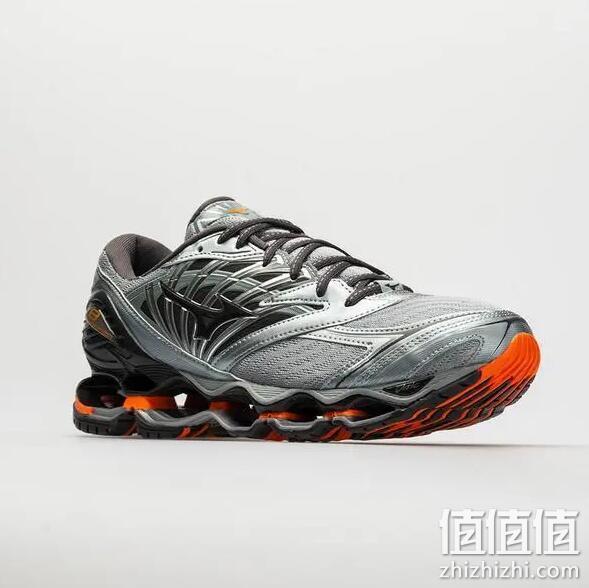 Mizuno 美津浓 Wave Prophecy 8 预言8 男士顶级避震跑鞋 681.92元包邮(天猫1498元) 值值值-买手聚集的地方