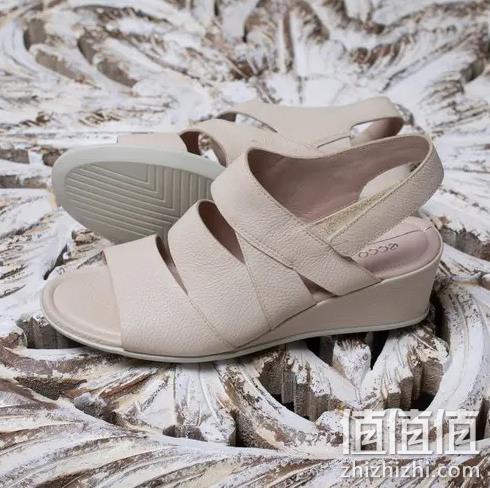 ECCO 爱步 Shape 35 型塑 女士罗马坡跟凉鞋 250153 37码 直邮含税到手402.2元 值值值-买手聚集的地方