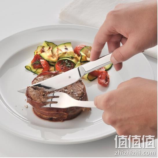 WMF 福腾宝 Nuova系列 刀叉餐具套装 2件套 39元 值值值-买手聚集的地方