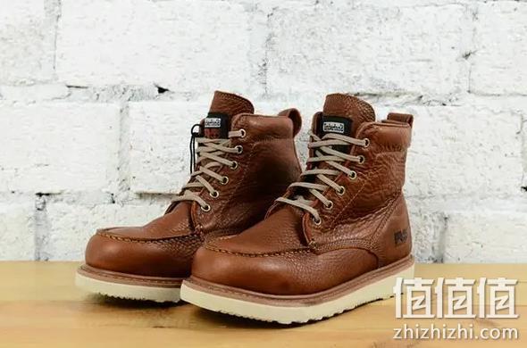 Timberland PRO® 添柏岚 全粒面抗疲劳 6英寸工装靴 559.34元包邮 值值值-买手聚集的地方