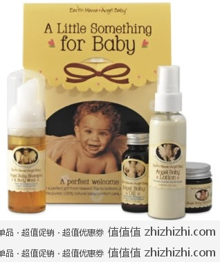 Earth Mama Angel Baby 婴儿按摩油 8.76美元
