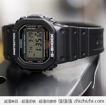 Casio卡西欧 DW5600E-1V G-Shock 男表 美国亚马逊39.99美元