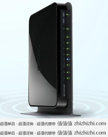 Again~网件 Netgear WNDR3700 2.4GHz 300Mbps/5GHz 300Mbps双频千兆无线路由器 易迅网(上海站&湖北站)价格499,京东要价999!