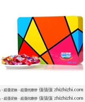 阿尔卑斯 牛奶硬糖450g混合礼盒 <font color=red>买一赠一</font> 一号店北京站39